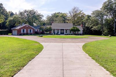 Warren County Single Family Home For Sale: 5567 Oneall Road