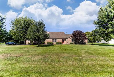 Warren County Single Family Home For Sale: 8128 Lytle Trails Road