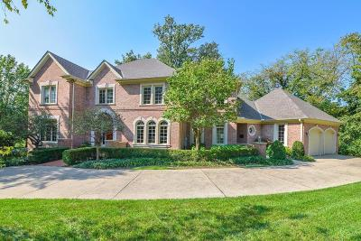 Hamilton County Single Family Home For Sale: 3761 Vineyard Place