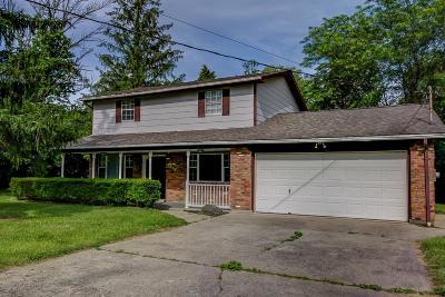 Warren County Single Family Home For Sale: 8880 Primrose Drive