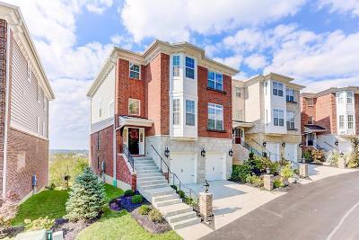 Hamilton County Single Family Home For Sale: 5349 Grand Vista Court