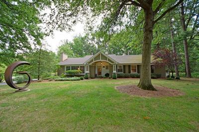 Hamilton County Single Family Home For Sale: 6620 Druwood Lane
