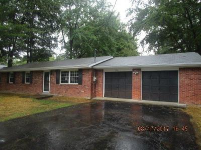 Clermont County Single Family Home For Sale: 3951 Wilma Court