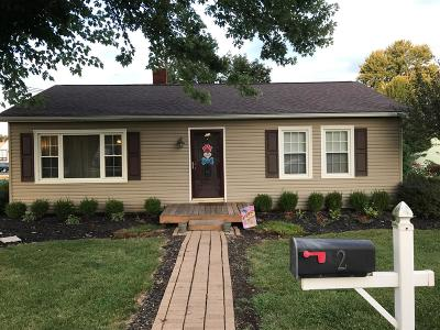 Preble County Single Family Home For Sale: 2 Joy Lane