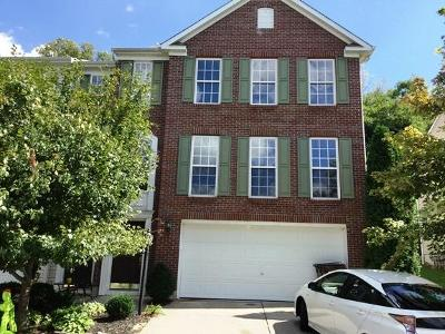 Clermont County Condo/Townhouse For Sale: 687 Terrace Hill Trail