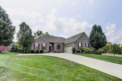 Warren County Single Family Home For Sale: 3853 Marble Ridge Lane