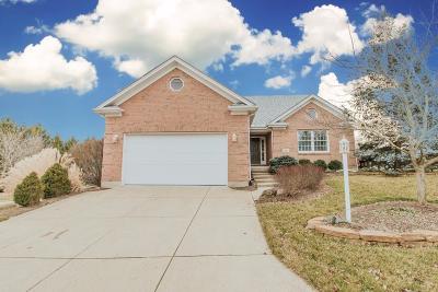 Warren County Single Family Home For Sale: 10 Glencoe Court