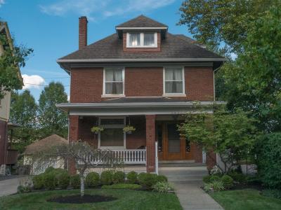 Hamilton County Single Family Home For Sale: 3430 Zumstein Avenue