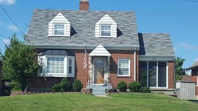 Hamilton County Single Family Home For Sale: 5520 Raceview Avenue