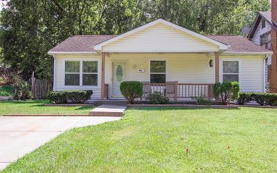 Hamilton County Single Family Home For Sale: 5537 Tompkins Avenue