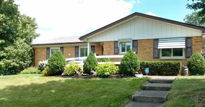 Hamilton County Single Family Home For Sale: 5712 Sprucewood Drive