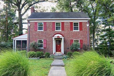 Hamilton County Single Family Home For Sale: 1203 Wionna Avenue