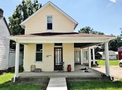 HILLSBORO Single Family Home For Sale: 449 East Main Street