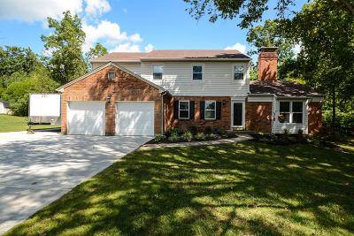 Single Family Home For Sale: 5756 Chadwick Court
