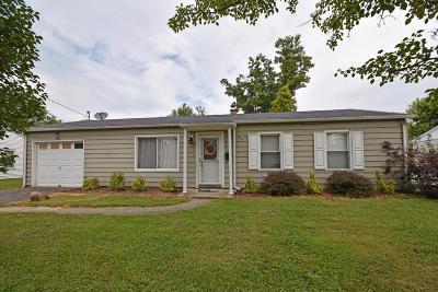 Harrison Single Family Home For Sale: 123 Flintstone Drive