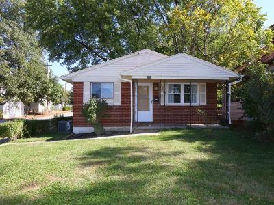 Single Family Home For Sale: 3730 Watterson Road