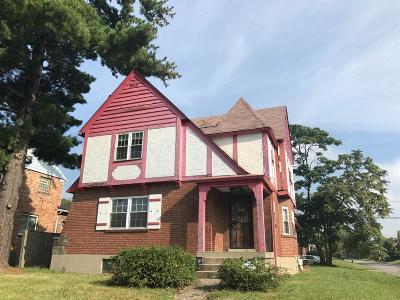 Single Family Home For Sale: 1438 Lakeland Avenue