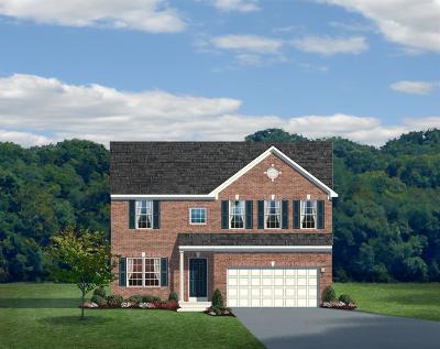 Single Family Home For Sale: 2045 Bridgewater Lane