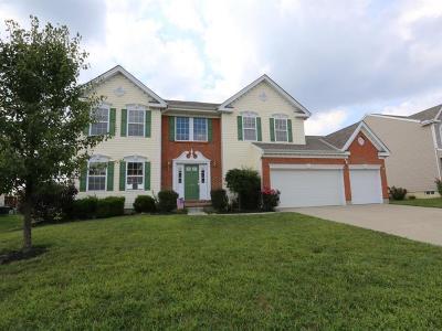 Single Family Home For Sale: 735 Wyandot Woods Boulevard