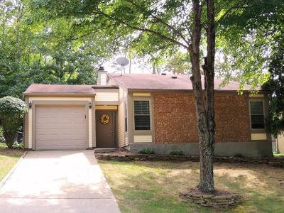 Single Family Home For Sale: 7121 Woodridge Drive