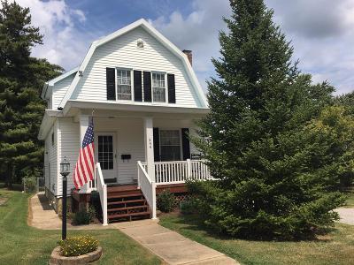 HILLSBORO Single Family Home For Sale: 244 East Pleasant Street
