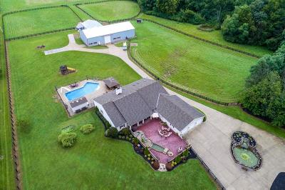 Warren County Single Family Home For Sale: 3301 Lincoln Road