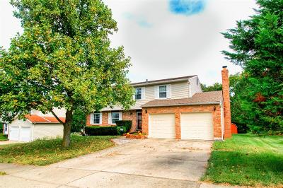 Single Family Home For Sale: 2758 Jupiter Drive