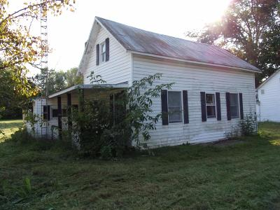 Adams County, Brown County, Clinton County, Highland County Single Family Home For Sale: 17 Mill Street