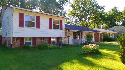 Colerain Twp Single Family Home For Sale: 8476 Sunlight Drive