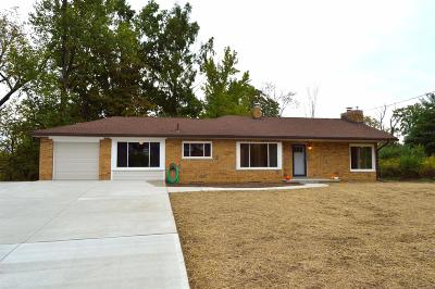 Single Family Home For Sale: 4538 Princeton Road