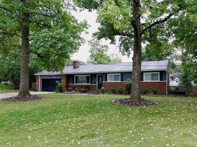 Single Family Home For Sale: 7200 Bobby Lane