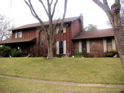 Single Family Home For Sale: 816 Broadview Drive