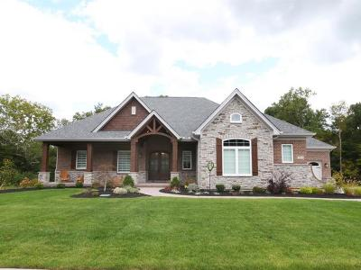 Single Family Home For Sale: 7523 Stillwater Drive