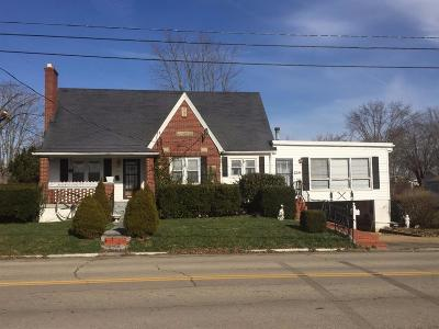 Peebles OH Single Family Home For Sale: $90,000