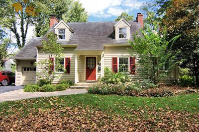 Single Family Home For Sale: 607 Yale Avenue