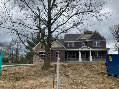 Single Family Home For Sale: 9905 Alydar Court