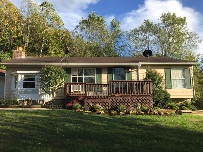Scott Twp OH Single Family Home For Sale: $115,000