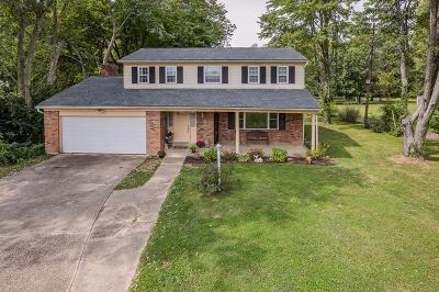Single Family Home For Sale: 5575 Wolfpen Pleasant Hill Road