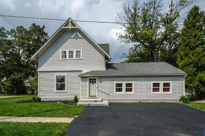 Single Family Home For Sale: 300 Cox Street