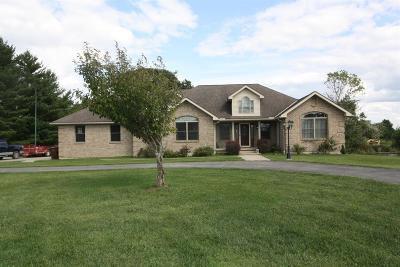 Adams County, Brown County, Clinton County, Highland County Single Family Home For Sale: 448 Waynoka Drive
