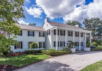 Single Family Home For Sale: 9105 Kugler Mill Road