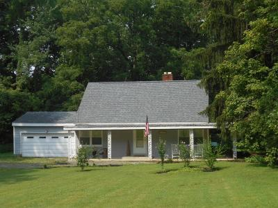 Adams County, Brown County, Clinton County, Highland County Single Family Home For Sale: 6954 Mountain View Drive