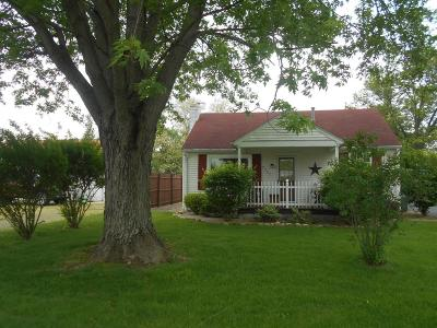 Adams County, Brown County, Clinton County, Highland County Single Family Home For Sale: 7561 Church Street