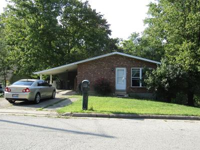 Adams County, Brown County, Clinton County, Highland County Single Family Home For Sale: 230 West Fancy Street