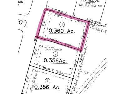 Adams County, Brown County, Clinton County, Highland County Residential Lots & Land For Sale: 600 South Elm Street