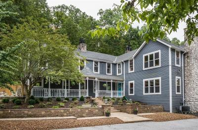 Single Family Home For Sale: 4264 Walton Creek Road