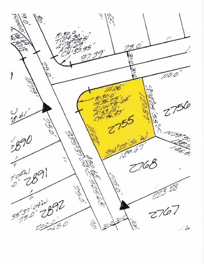 Adams County, Brown County, Clinton County, Highland County Residential Lots & Land For Sale: 2755 Hogan Drive