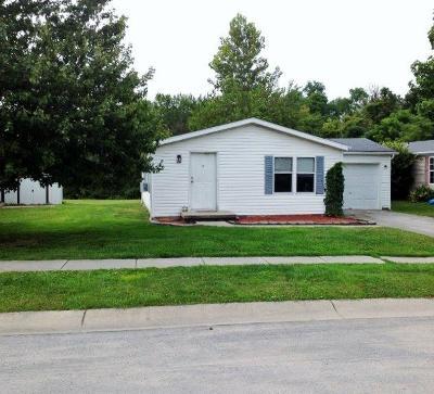 HILLSBORO Single Family Home For Sale: 109 Maple Run Drive