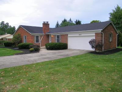 Single Family Home For Sale: 5651 Cox Smith Road