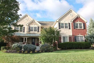 Single Family Home For Sale: 6182 Greenbrier Glen